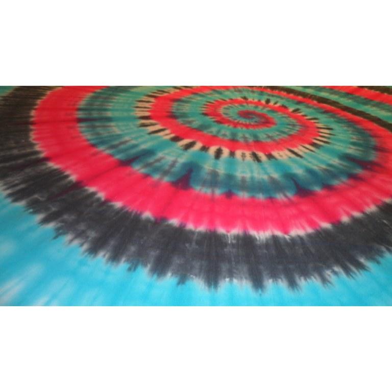 Tenture 3 couleurs - Coussin tapissier grand format ...