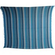 Tenture maxi Kérala bleuet
