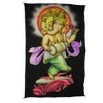 Tenture Ganesh cosmique