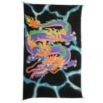 Paréo fluorescent Mystic dragon