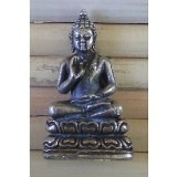 Miniature de Bouddha abhayamudrâ