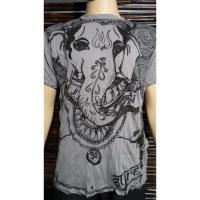 Tee shirt M Ganesh gris