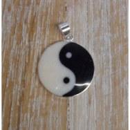 Pendentif 20 yin yang