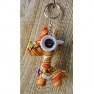 Porte clés big girafe