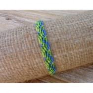Bracelet brésilien plat Bahia 8