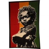 Tenture little rasta