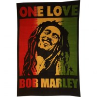Tenture Bob Marley one love