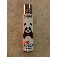 Briquet panda love