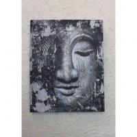 Tableau Bouddha serein 2