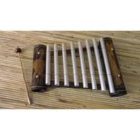 Xylophone bambou tortue et salamandre