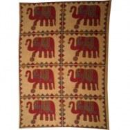 Tenture les 8 éléphants