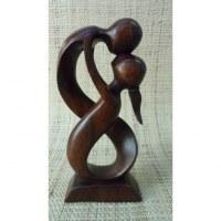 Sculpture abstraite lovely