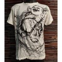 Tee shirt Pu Taï blanc
