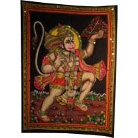 Petite tenture Hanuman