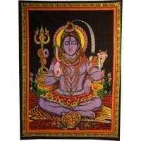 Petite tenture Shiva