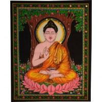 Petite tenture Bouddha