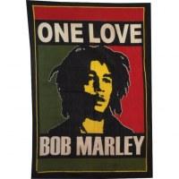 Petite tenture Bob Marley one love