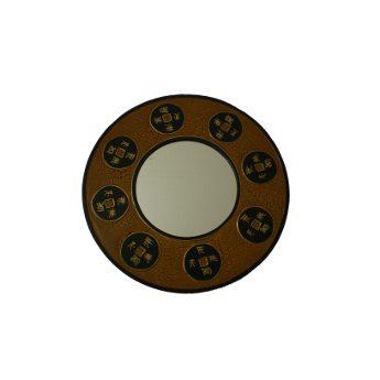 Miroir pièces chinoises MM