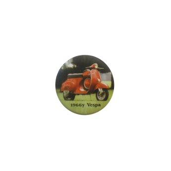 Badge Vespa 1966