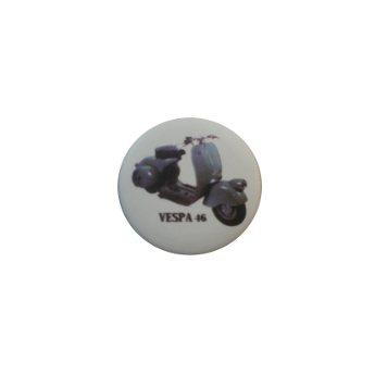 Badge Vespa 46