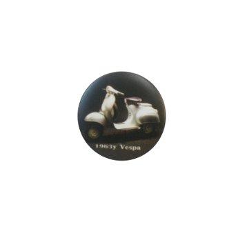Badge Vespa 1963