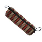 Trousse Lumbini rayée rouge