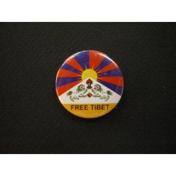 Badge Free Tibet