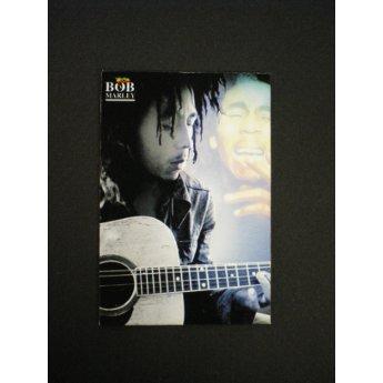 Magnet Bob Marley guitariste