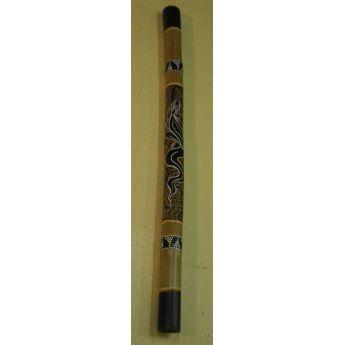Didgeridoo peint 3