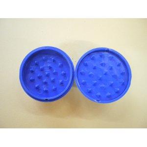 Grinder boule bleue Om