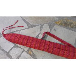 Housse didgeridoo rayée Lumbini 4