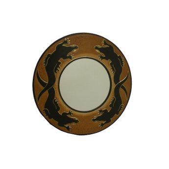 Miroir 4 salamandres