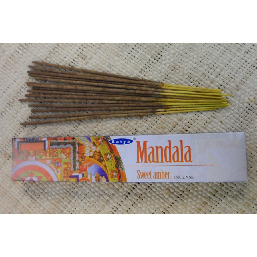 Encens mandala