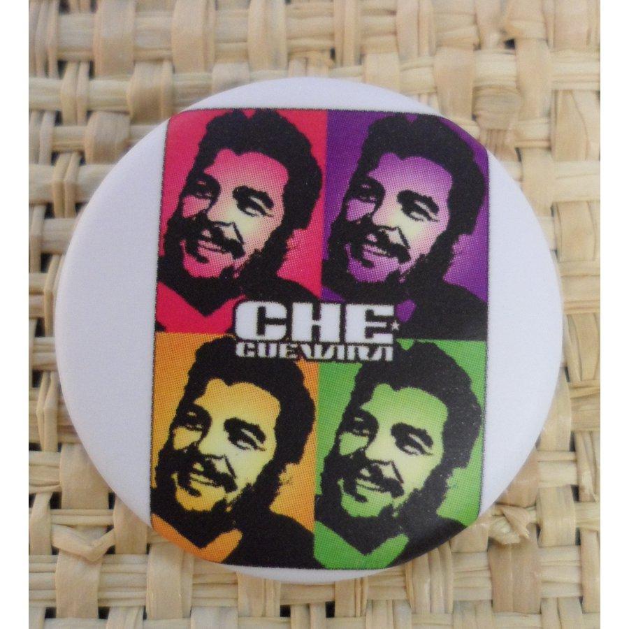 Badge 3 Che Guevara