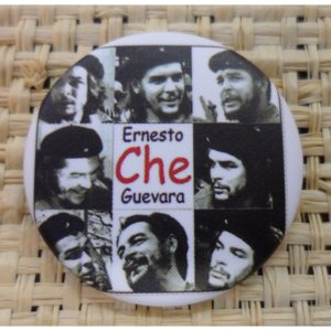 Badge  Ernesto Che Guevara