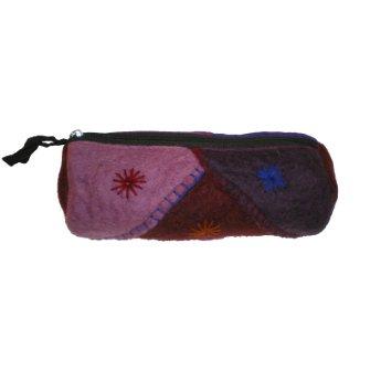 Trousse en laine bouillie Dharan