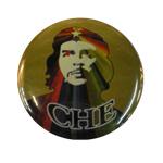 Badge Che Guevara étoile rayonnante