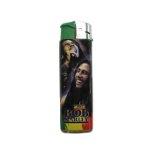 Briquet green Bob Marley
