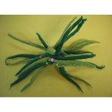 Chouchou laine bouillie vert