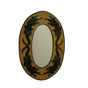 Miroir salamandre