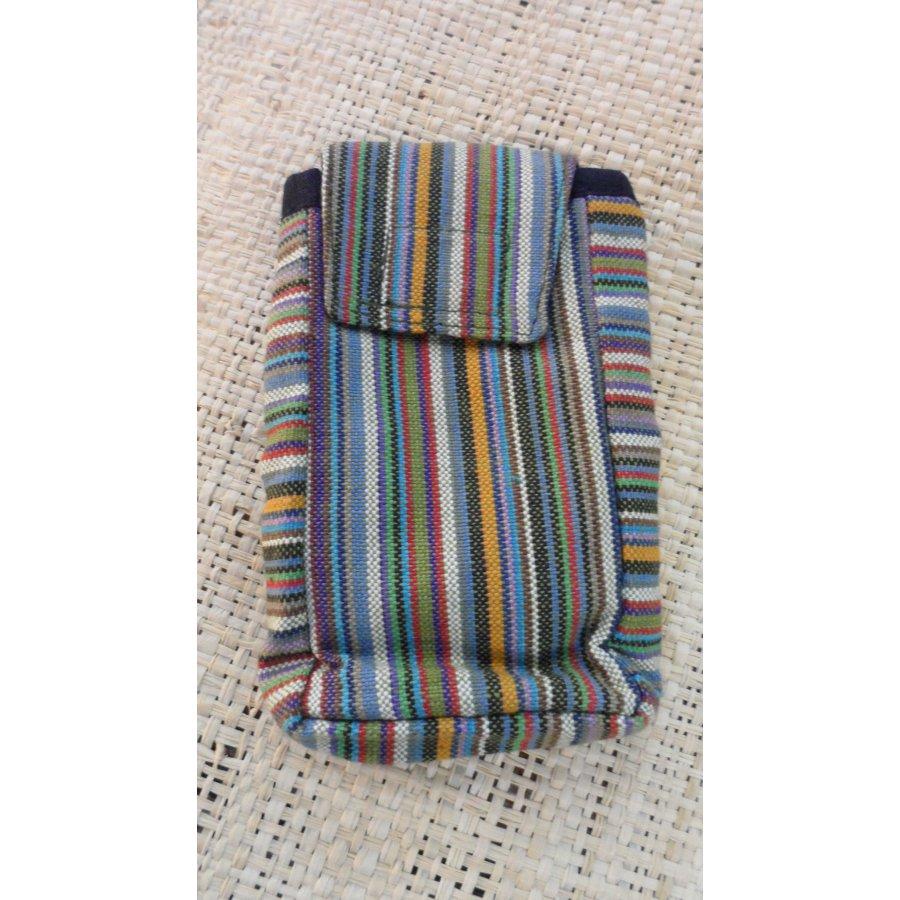 Pochette portable Lumbini vert