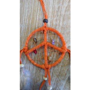 Gardien des rêves paix orange mini