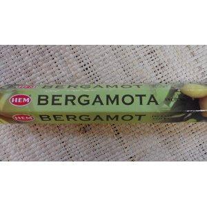 Encens bergamote
