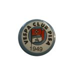 Badge Vespa club de Pise 1949