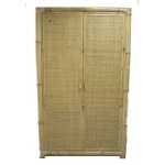 Armoire en bambou
