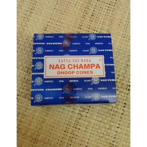 Cônes d'encens Nag champa