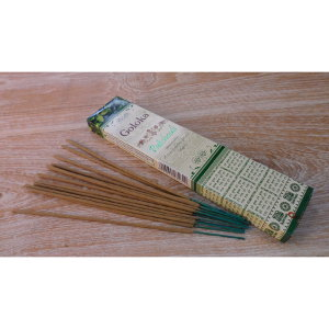 Sticks d'encens goloka patchouli