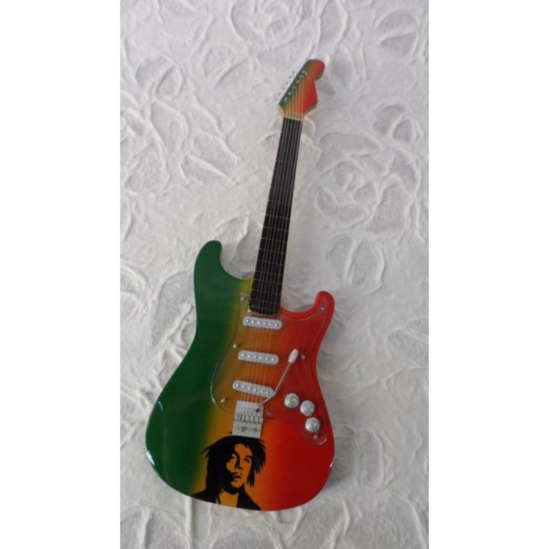 Guitare Bob Marley