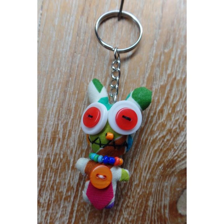 Porte clés lapin 5