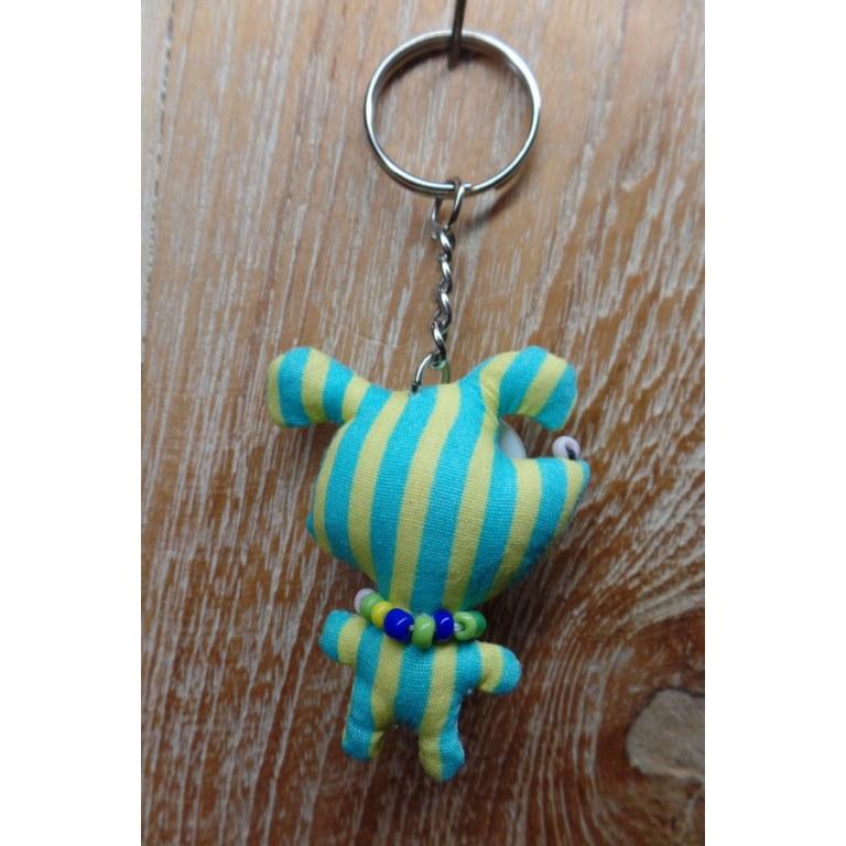 Porte clés chien